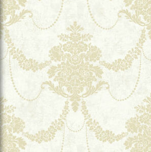 AD50507 Champagne Damasks KT Exclusive