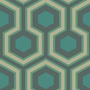 95-6034 Contemporary Restyled Cole & Son