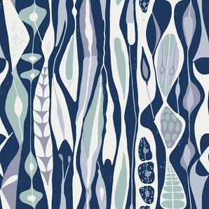 BULBOUS2758 Scandinavian Designers Borastapeter