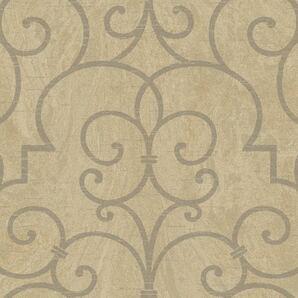 DL43306 Gilded Elegance Hemisphere