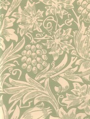 210477 Compendium II Wallpaper Morris & Co