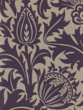 210482 Compendium II Wallpaper Morris & Co
