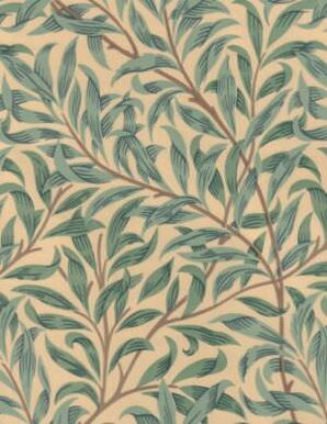 210489 Compendium II Wallpaper Morris & Co