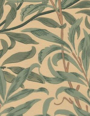 210490 Compendium II Wallpaper Morris & Co