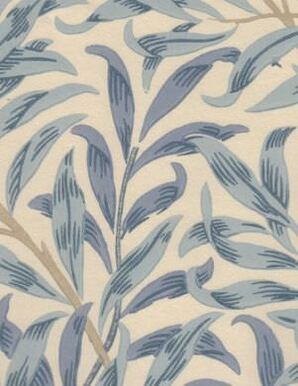 210491 Compendium II Wallpaper Morris & Co
