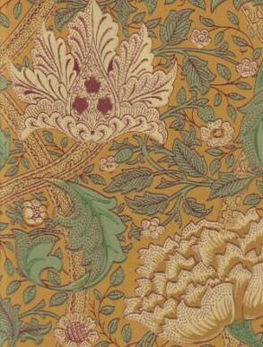 210494 Compendium II Wallpaper Morris & Co