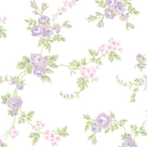 AB27660 Abby Rose 2 Norwall Wallcoverings