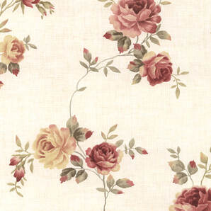 CN26564 Rose Garden Norwall Wallcoverings