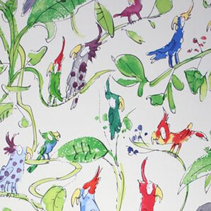 W6060-01 Wallpaper Album 7 Osborne & Little