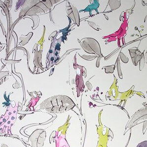 W6060-03 Wallpaper Album 7 Osborne & Little