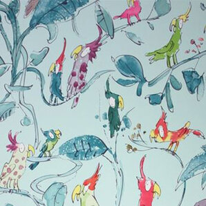 W6060-04 Wallpaper Album 7 Osborne & Little